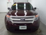 2011 Bordeaux Reserve Red Metallic Ford Explorer XLT 4WD #84093469