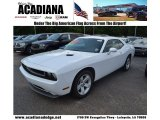 2013 Bright White Dodge Challenger SXT Plus #84093084