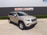 2014 Cashmere Pearl Jeep Grand Cherokee Laredo #84093286