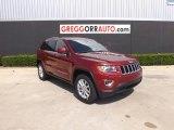 2014 Deep Cherry Red Crystal Pearl Jeep Grand Cherokee Laredo #84093285