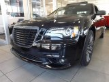2013 Phantom Black Tri-Coat Pearl Chrysler 300 C John Varvatos Limited Edition #84093283