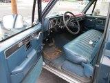 Chevrolet C10 Interiors