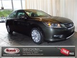2013 Hematite Metallic Honda Accord EX-L Sedan #84092813