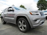 2014 Jeep Grand Cherokee Overland Data, Info and Specs