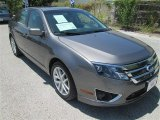 2011 Sterling Grey Metallic Ford Fusion SEL #84092903