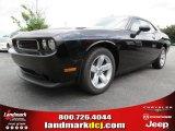 2013 Pitch Black Dodge Challenger SXT #84093041