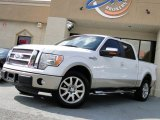 2010 Oxford White Ford F150 King Ranch SuperCrew #84093168