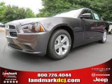 2013 Granite Crystal Dodge Charger SE #84093032