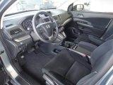 2012 Honda CR-V EX Black Interior