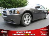 2013 Granite Crystal Dodge Charger SE #84093031
