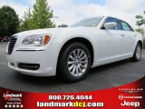 2013 Bright White Chrysler 300  #84093023