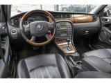 2007 Jaguar X-Type Interiors