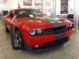 2013 Redline 3-Coat Pearl Dodge Challenger SRT8 392 #84093253