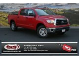 2013 Barcelona Red Metallic Toyota Tundra CrewMax 4x4 #84092786