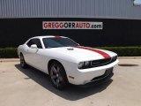 2013 Bright White Dodge Challenger Rallye Redline #84093250