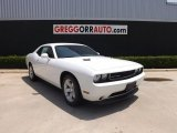 2013 Bright White Dodge Challenger SXT #84093248