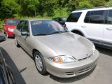 2002 Mayan Gold Metallic Chevrolet Cavalier LS Sedan #84093128