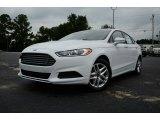 2013 Oxford White Ford Fusion SE #84093325