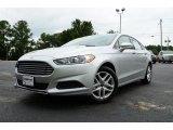 2013 Ingot Silver Metallic Ford Fusion SE #84093323