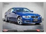 2007 Montego Blue Metallic BMW 3 Series 335i Coupe #84092842
