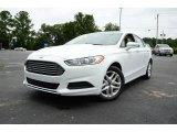 2013 Oxford White Ford Fusion SE #84093318