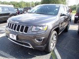 2014 Granite Crystal Metallic Jeep Grand Cherokee Limited 4x4 #84135353