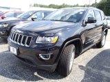 2014 Brilliant Black Crystal Pearl Jeep Grand Cherokee Laredo 4x4 #84135345