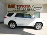 2013 Blizzard White Pearl Toyota 4Runner Limited 4x4 #84135478