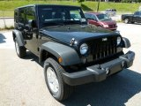2014 Jeep Wrangler Unlimited Black