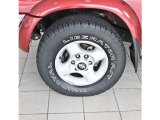 Nissan Frontier 2000 Wheels and Tires