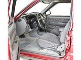 2000 Nissan Frontier Interiors