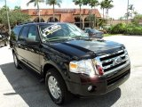 2013 Tuxedo Black Ford Expedition EL XLT #84135599