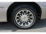 Lincoln Town Car 2000 Wheels and Tires