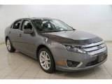 2011 Sterling Grey Metallic Ford Fusion SEL V6 #84135967