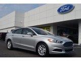 2013 Ingot Silver Metallic Ford Fusion SE #84135674