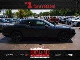 2013 Pitch Black Dodge Challenger R/T Blacktop #84135436