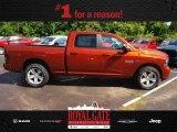 2013 Copperhead Pearl Ram 1500 Sport Crew Cab 4x4 #84135420