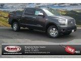2013 Magnetic Gray Metallic Toyota Tundra Limited CrewMax 4x4 #84135271