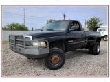 2002 Dodge Ram 3500 SLT Regular Cab 4x4 Dually Data, Info and Specs