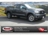 2013 Magnetic Gray Metallic Toyota Tundra TRD Rock Warrior Double Cab 4x4 #84135270