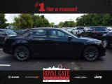 2013 Phantom Black Tri-Coat Pearl Chrysler 300 C John Varvatos Limited Edition #84135414