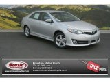 2013 Classic Silver Metallic Toyota Camry SE #84135266