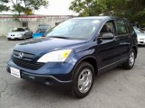 2009 Royal Blue Pearl Honda CR-V LX 4WD #84135822
