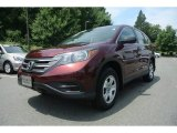 2012 Basque Red Pearl II Honda CR-V LX #84135949