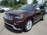 2014 Jeep Grand Cherokee Summit 4x4 Data, Info and Specs