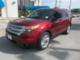 2014 Ruby Red Ford Explorer XLT #84135539
