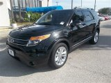 2014 Tuxedo Black Ford Explorer Limited #84135537