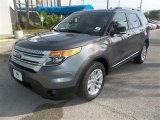 2014 Sterling Gray Ford Explorer XLT #84135535