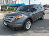 2014 Sterling Gray Ford Explorer XLT #84135533