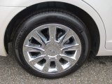 Lincoln MKZ 2010 Wheels and Tires